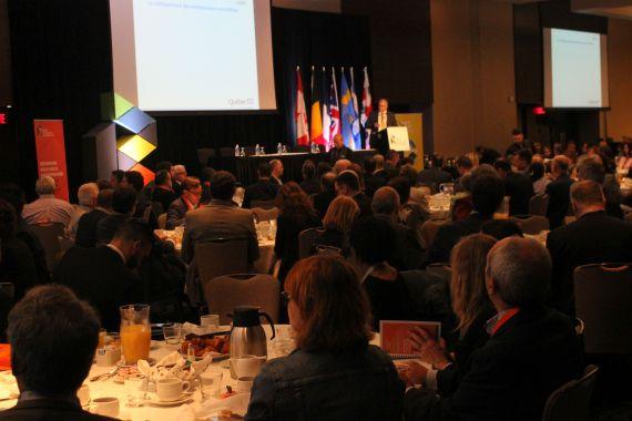 Entreprendre au Québec…comment