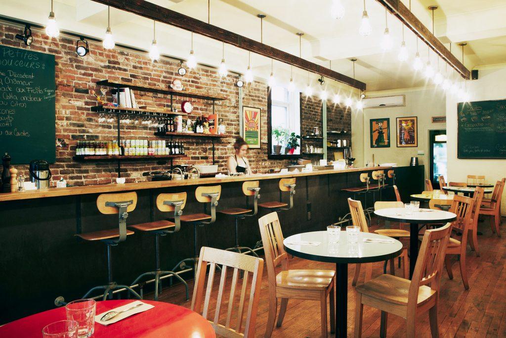 Vente restaurant fashion en franchise sur mont royal à montréal