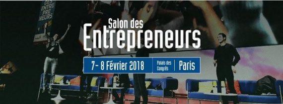 Classe Affaires au salon des entrepreneurs à Paris