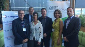 CA et équipe QI, juin 18