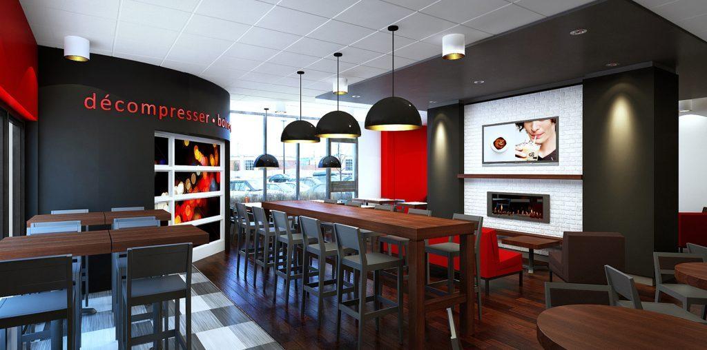 Offre d'emploi locataire gérant dans coffee shop et restauration rapide au Canada