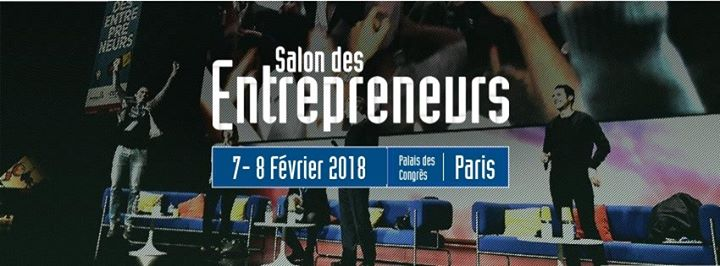 Classe Affaires au salon des entrepreneurs à Paris