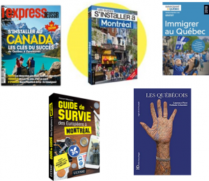 guides sur le Québec