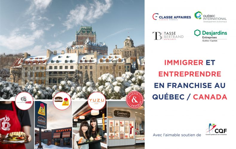 La franchise : porte d'entrée aux immigrants entrepreneurs