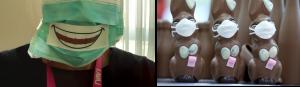 Expérience Client les masques
