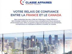 Entreprises : votre relais de confiance pour vous développer au Canada